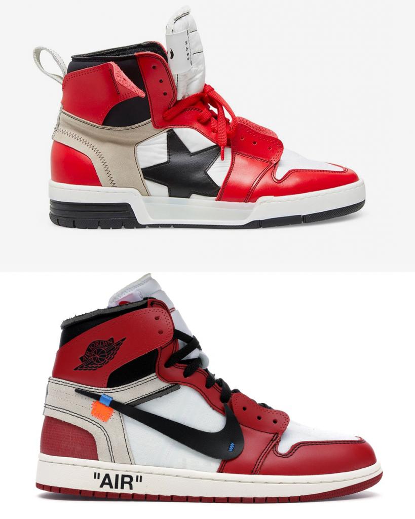 Steve Madden vs. Nike Air Jordan