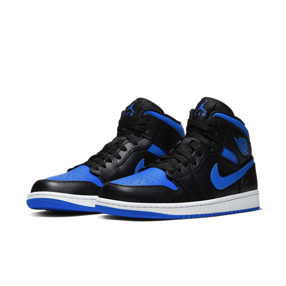 Air Jordan 1 Mid 'Royal' | 554724-068