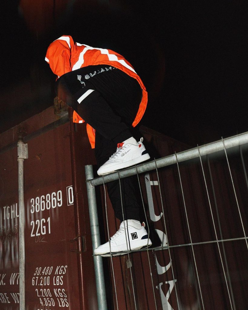 SneakerBAAS VIJZbespokes PUMA Sneakerness