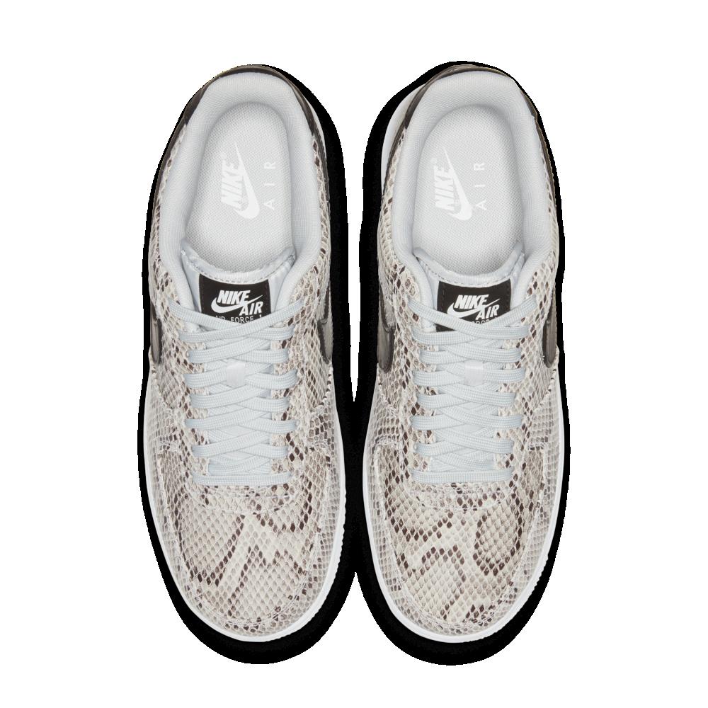 De Nike Air Force 1 'Snakeskin' is nu al beperkt