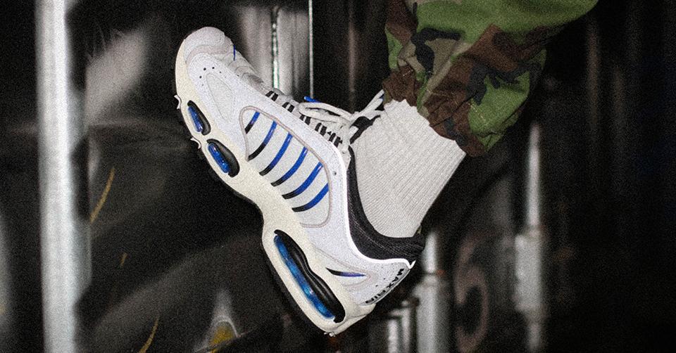 Een nieuwe colorway voor de iconische Nike Air Max Tailwind