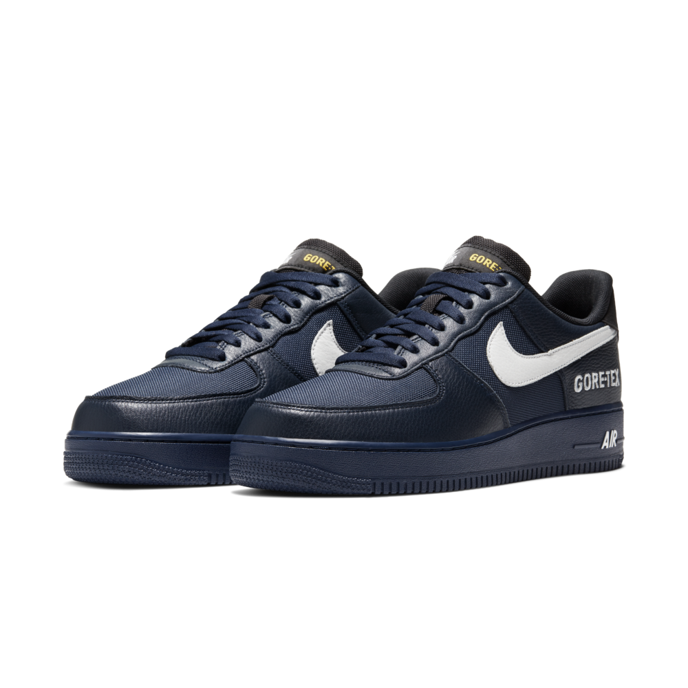 Nike Air Force 1 Low GORE-TEX 'Navy' | CK2630-400