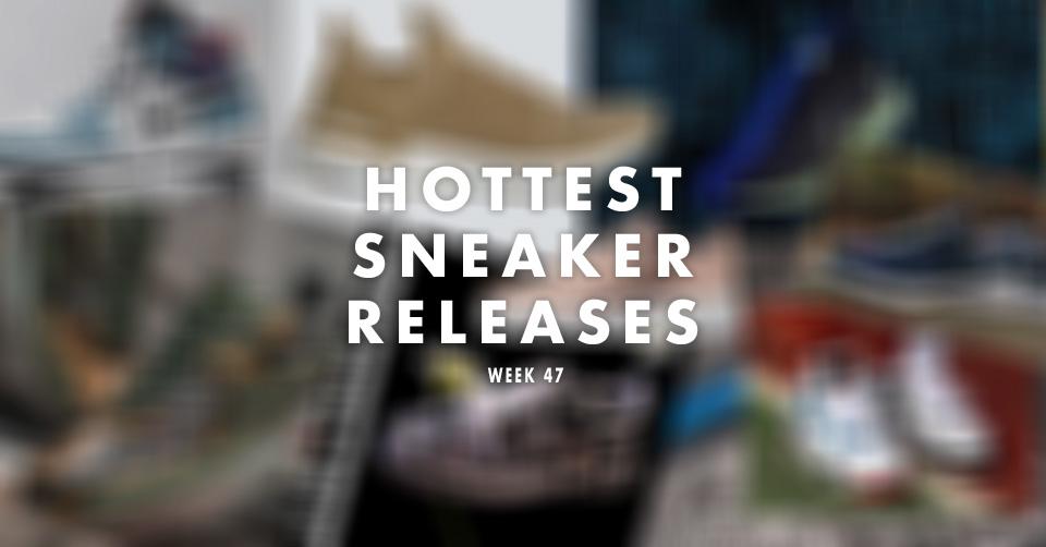 Sneaker releases week van 47