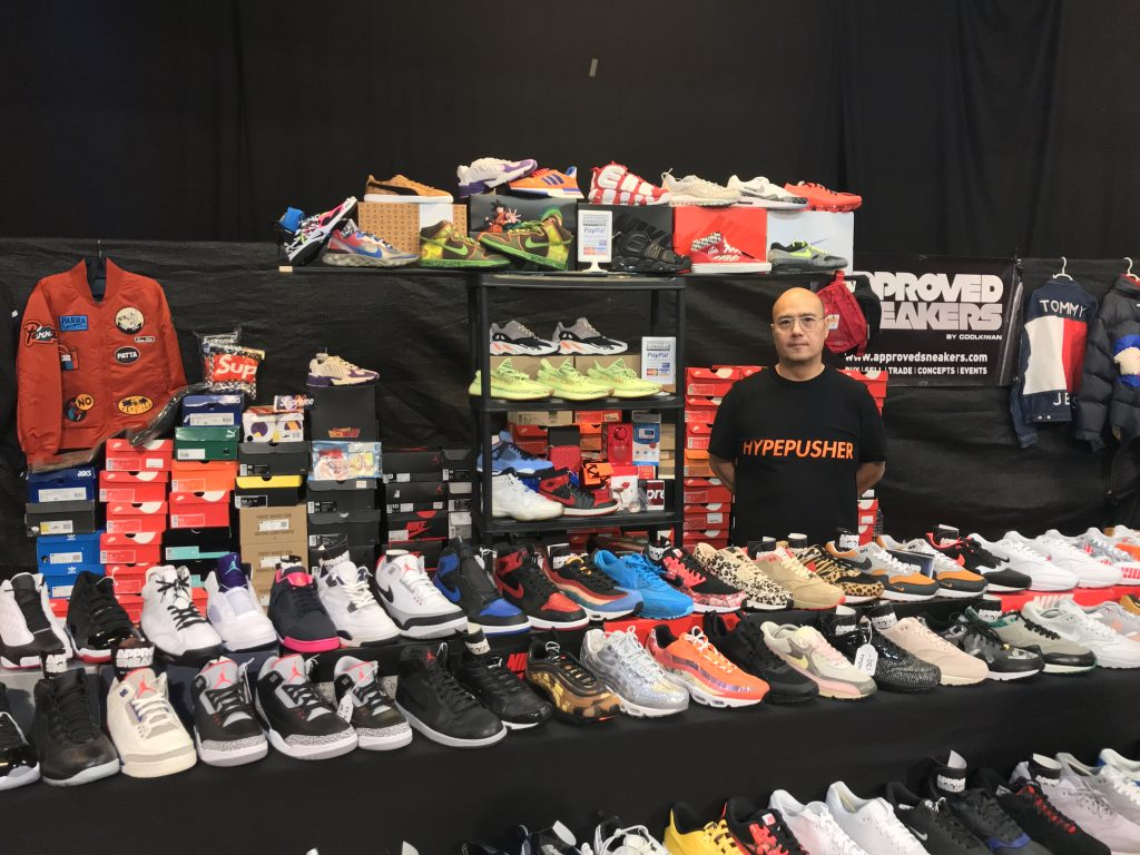Approved Sneakers Sneakerness Rotterdam