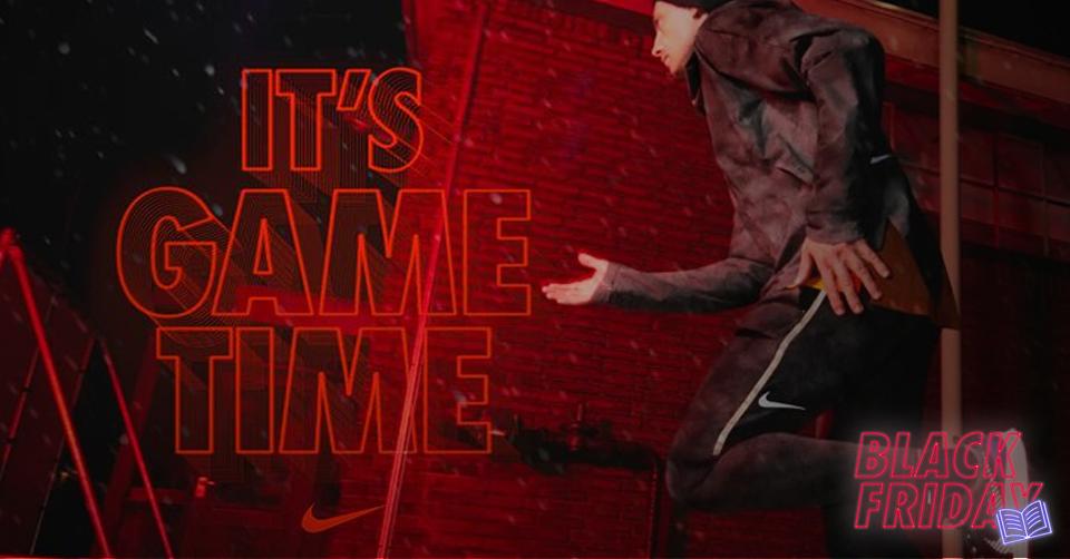 Nike trapt de Black Friday week af met 50% korting op een