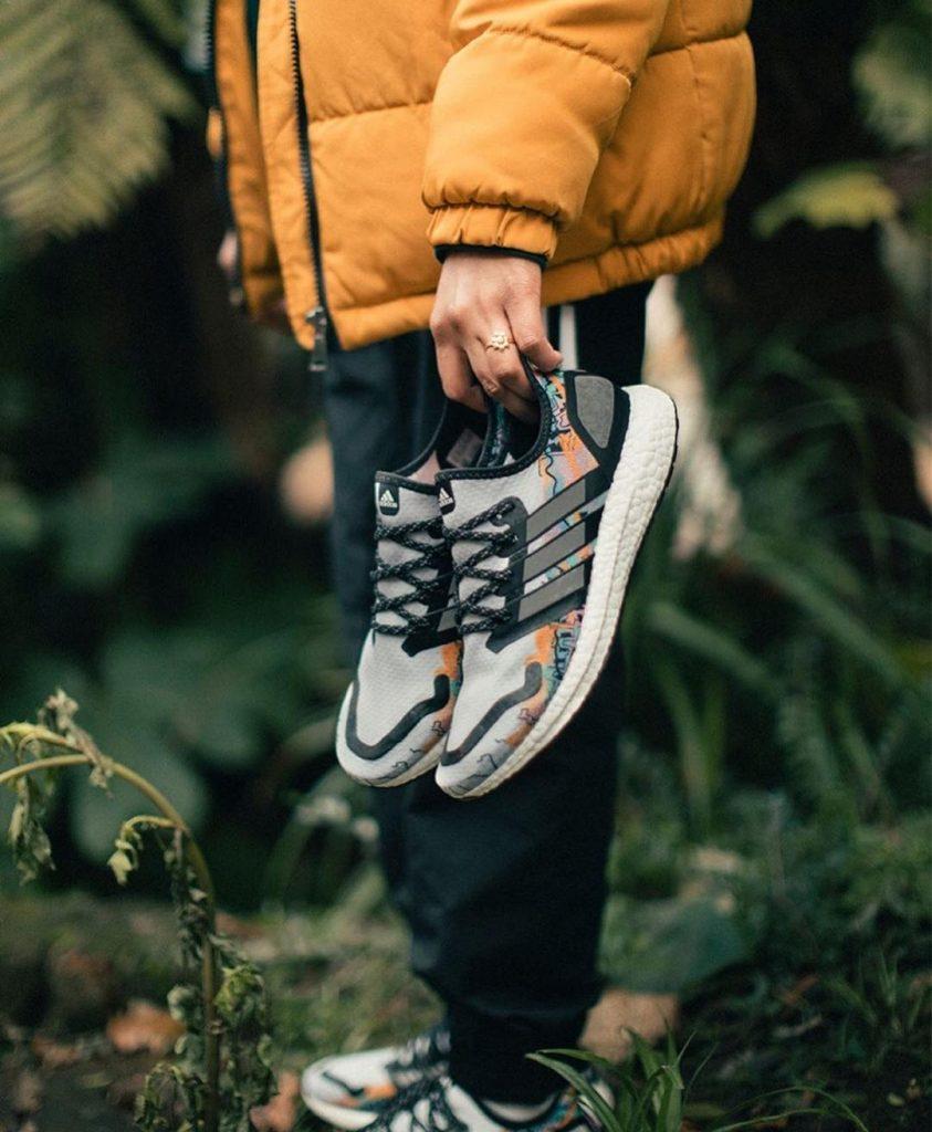 adidas x Foot Locker SPEEDFACTORY AM4 ULTRABOOST CP LONDON