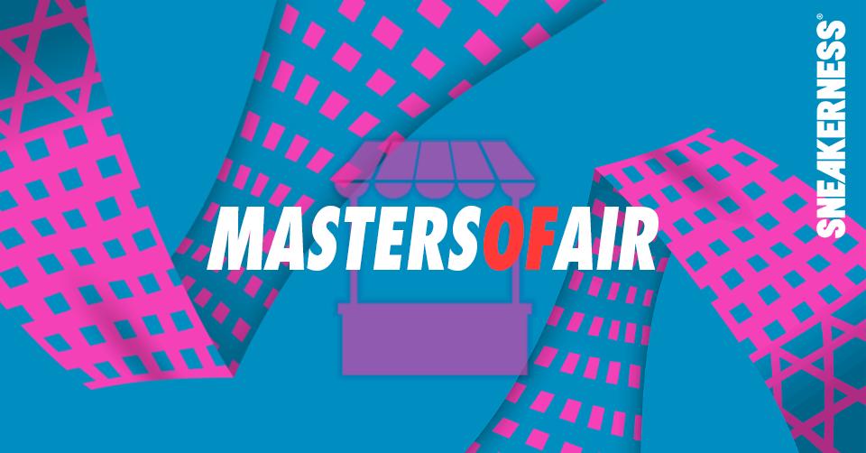 Masters of Air: De passie voor Air Max 1's is terug te zien