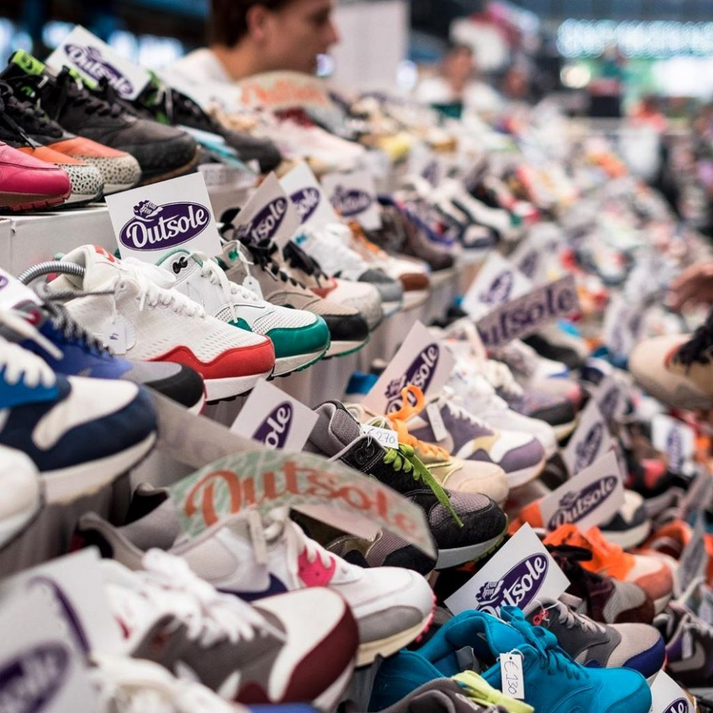 outsole 1 1024x1024 - Een stand vol met Air Max 1's op Sneakerness Rotterdam