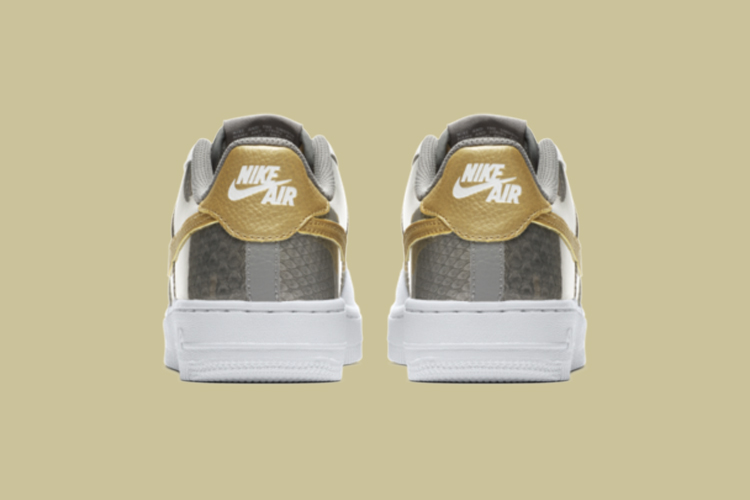 Air Force 1 'Snakeskin'