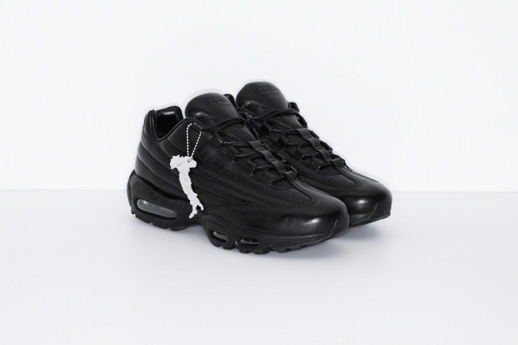 De Supreme x Nike Air Max 95