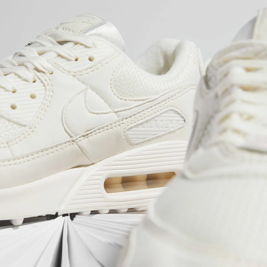 De Nike Air Max 90 Re-Craft 'Sail' dropt op zaterdag 21 ...