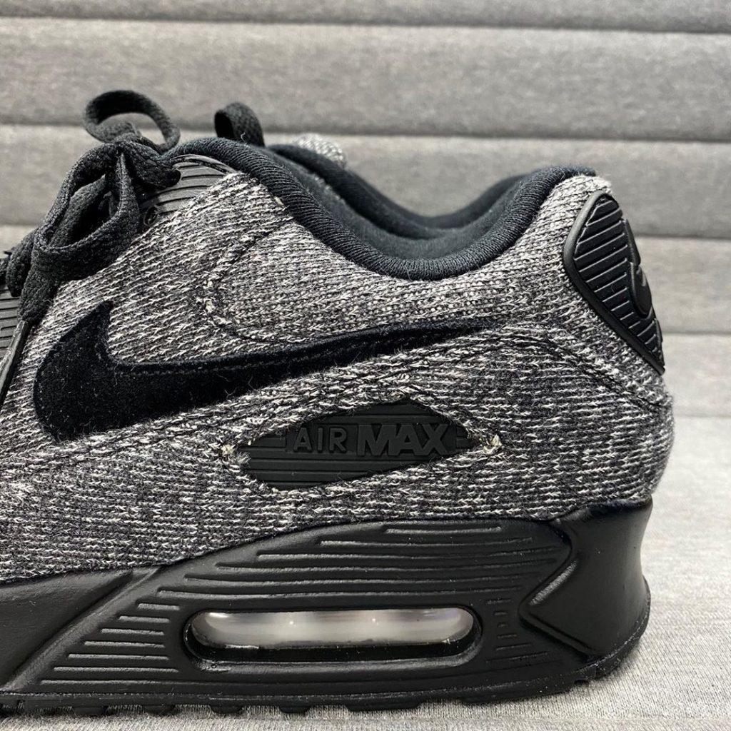 Loopwheeler x Nike Air Max 90 en 95
