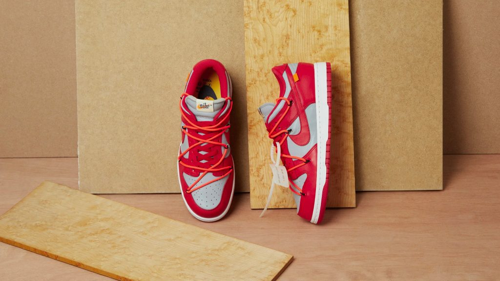 Off-White X Nike Dunk