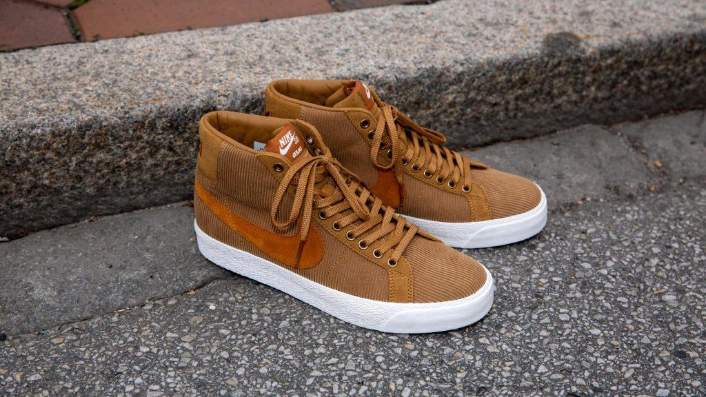 OSKi x Nike SB Blazer