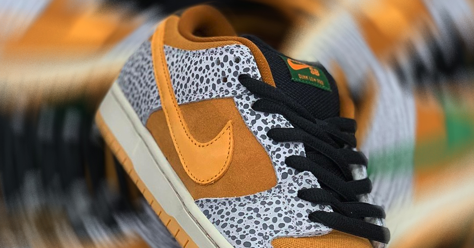 Nike SB Dunk 'Safari'