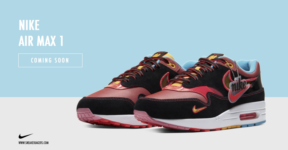 Official Pics: Nike Air Max 1 Chinese New Year… Sneaker