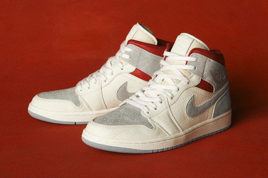 Sneakersnstuff x Nike Air Jordan 1 Mid