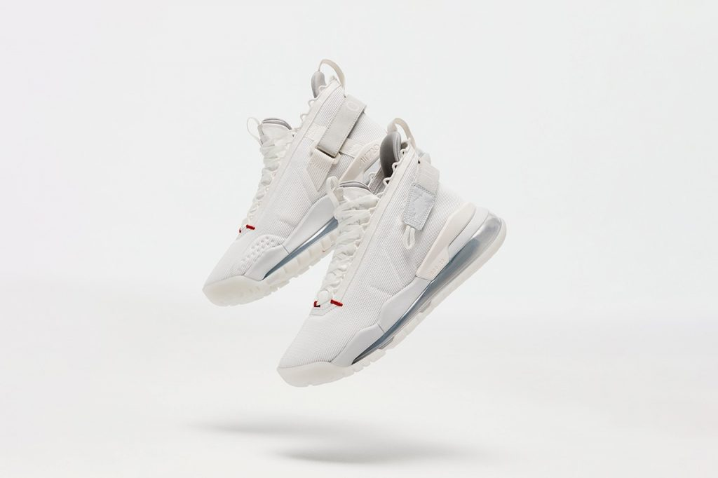 Sneakersnstuff x Nike Jordan Mars 270
