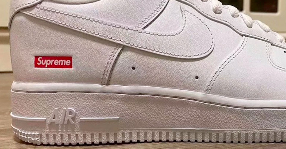Is the Supreme x Nike Air Force 1 Good? | Complex