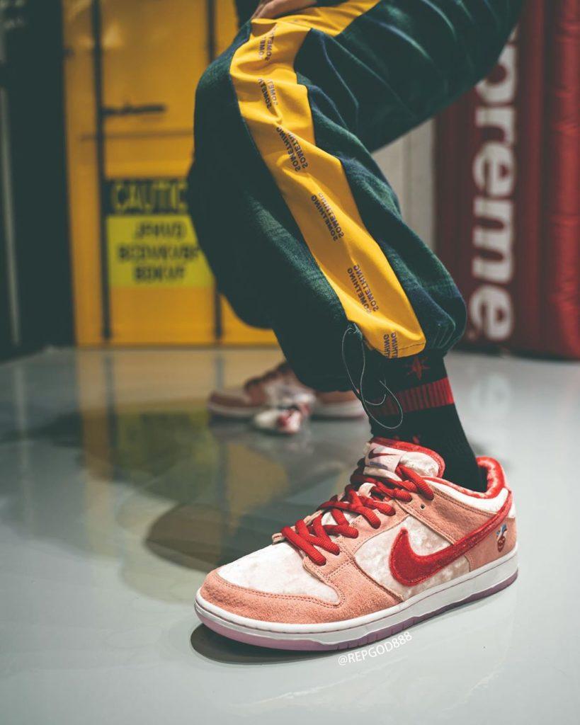 StrangeLove Nike SB Dunk