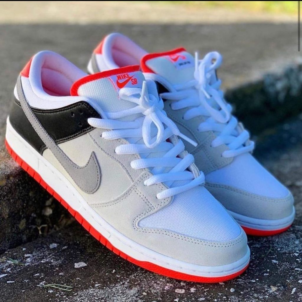 Nike SB Dunk Infrared