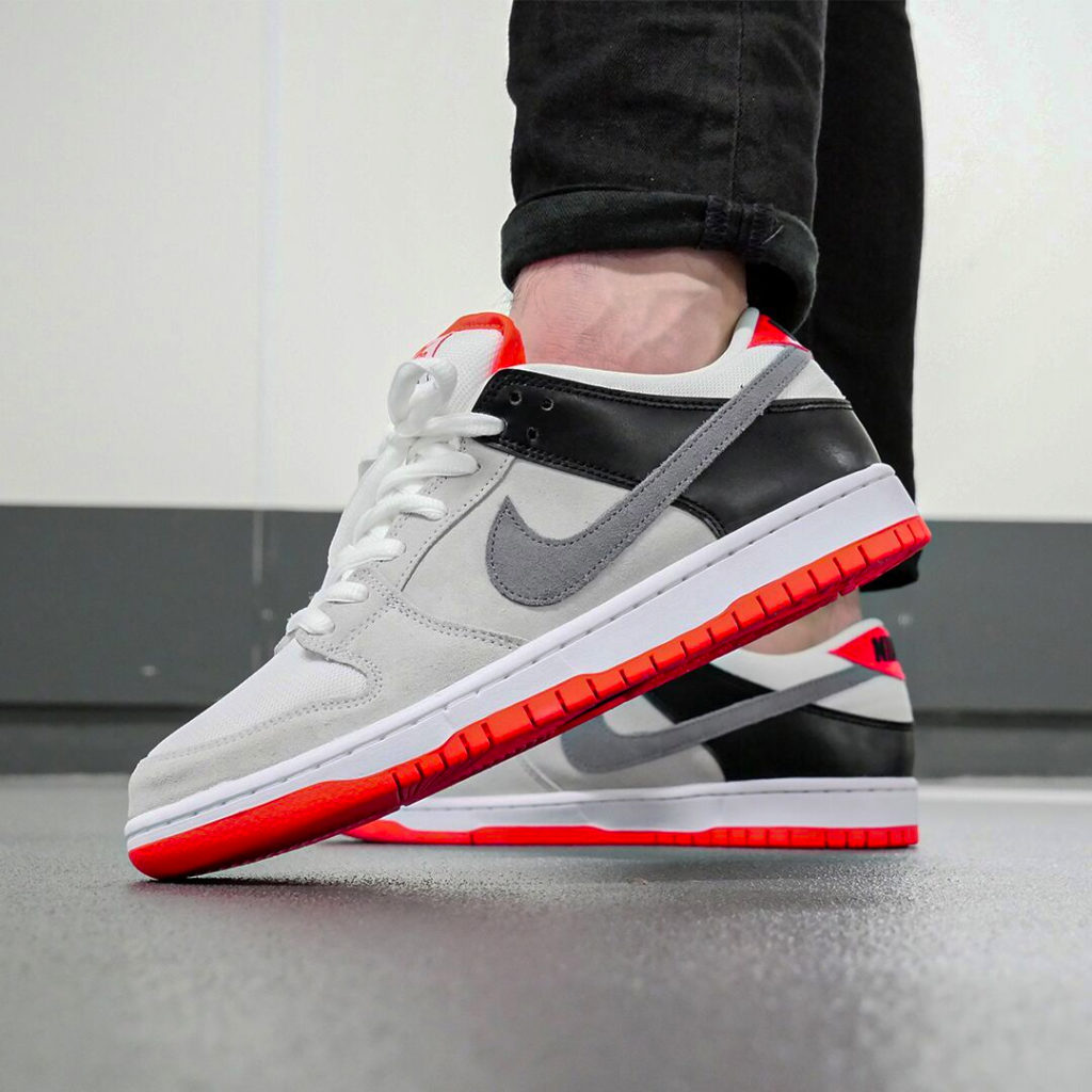Dunk Low 'Infrared'
