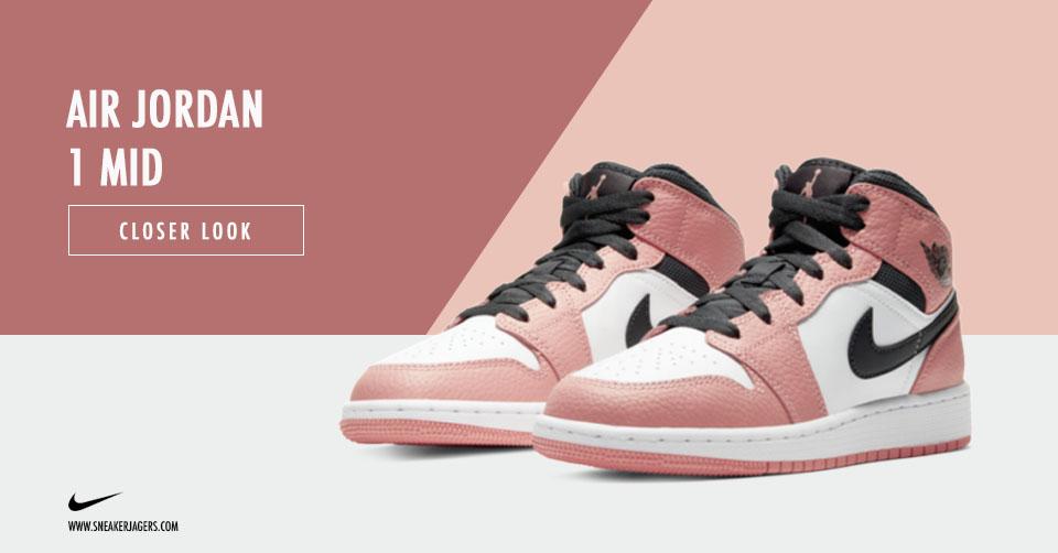 Air Jordan 1 Mid krijgt een nieuwe colorway! | Sneakerjagers