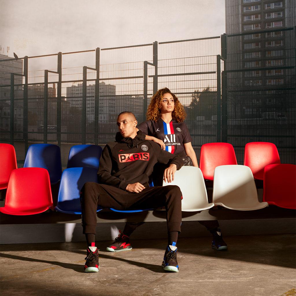 Paris Saint-Germain x Jordan