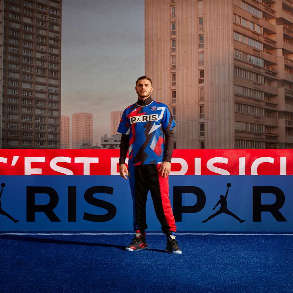 Paris Saint-Germain x Jordan