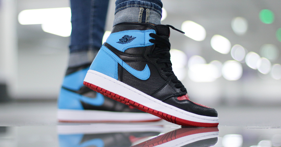 Release Reminder Air Jordan 1 High UNC to Chicago ...