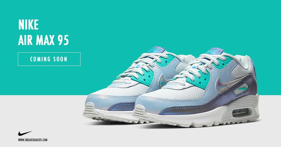 Nike komt binnenkort met het Nike Air Max 90