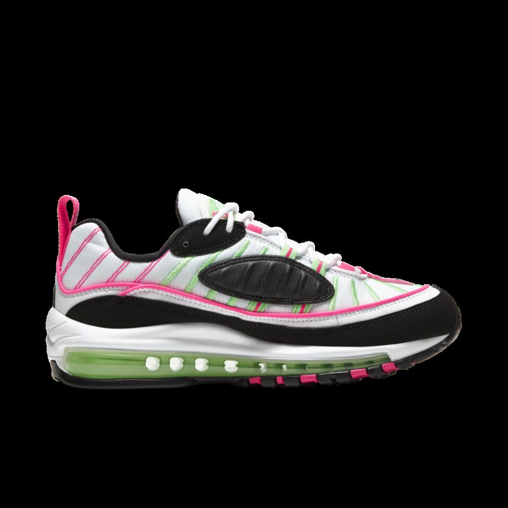 Nike Air Max 98 'Neon Green'