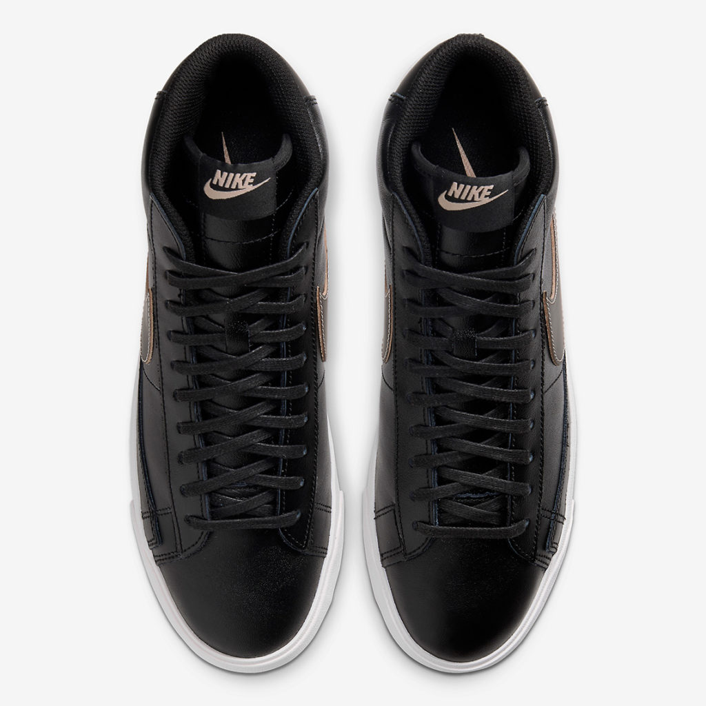 Nike Blazer Mid 'Black'