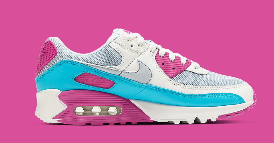 Nike Air Max 90 'Vivid Pink'