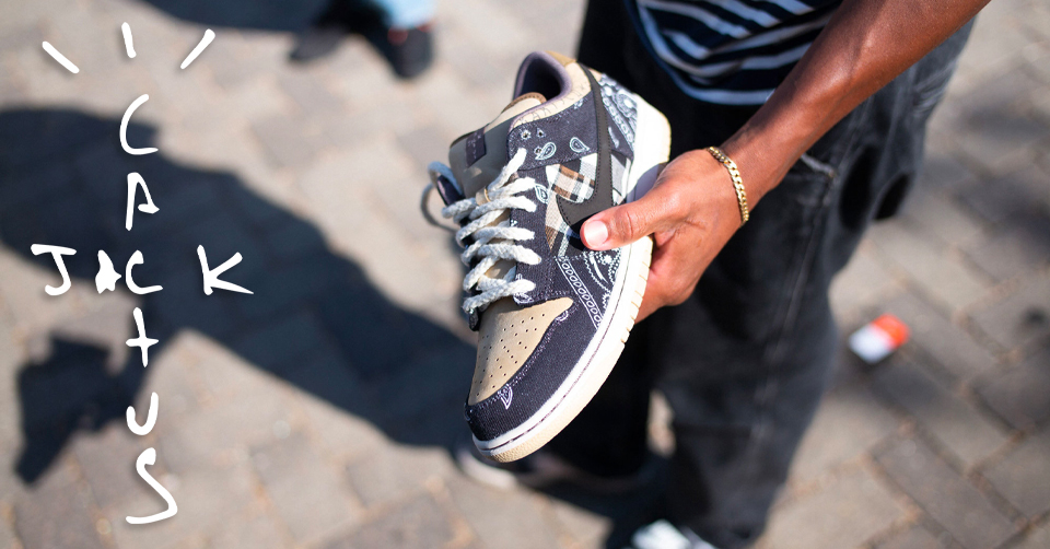 Travis Scott Nike SB Dunk