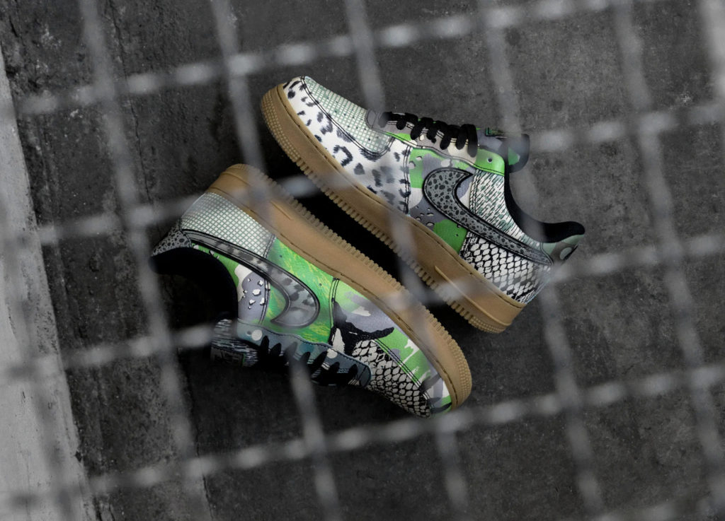 Air Force 1 '07 City of Dreams'