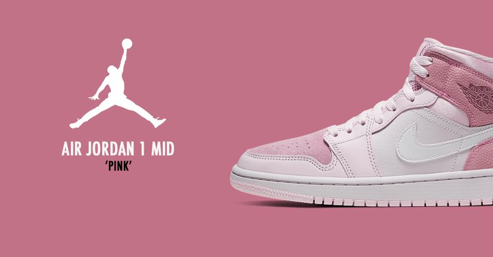 De nieuwe Air Jordan 1 Mid komt eraan in een te gekke kleur ...
