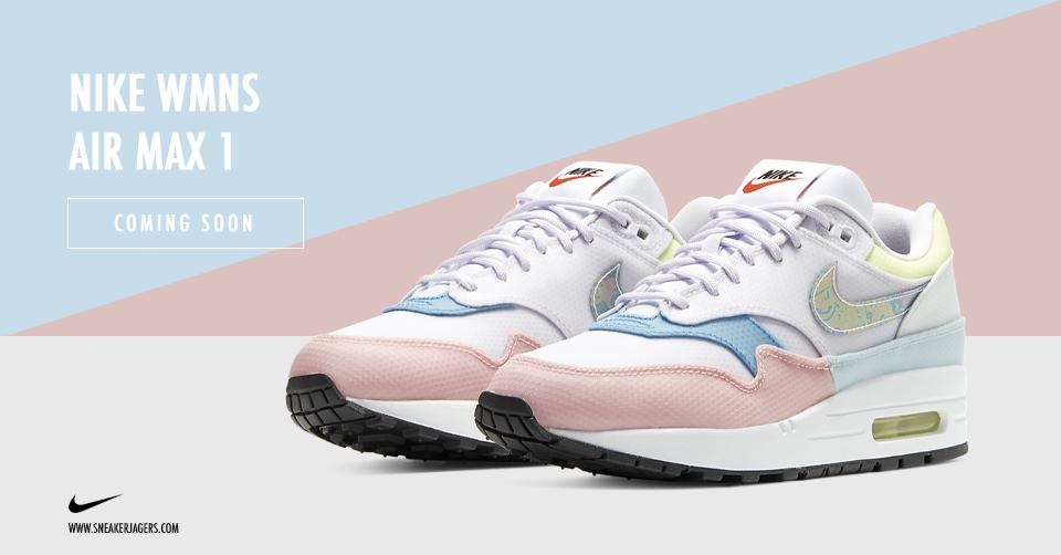 De Nike Air Max 1 verschijnt binnenkort in pastelkleuren ...