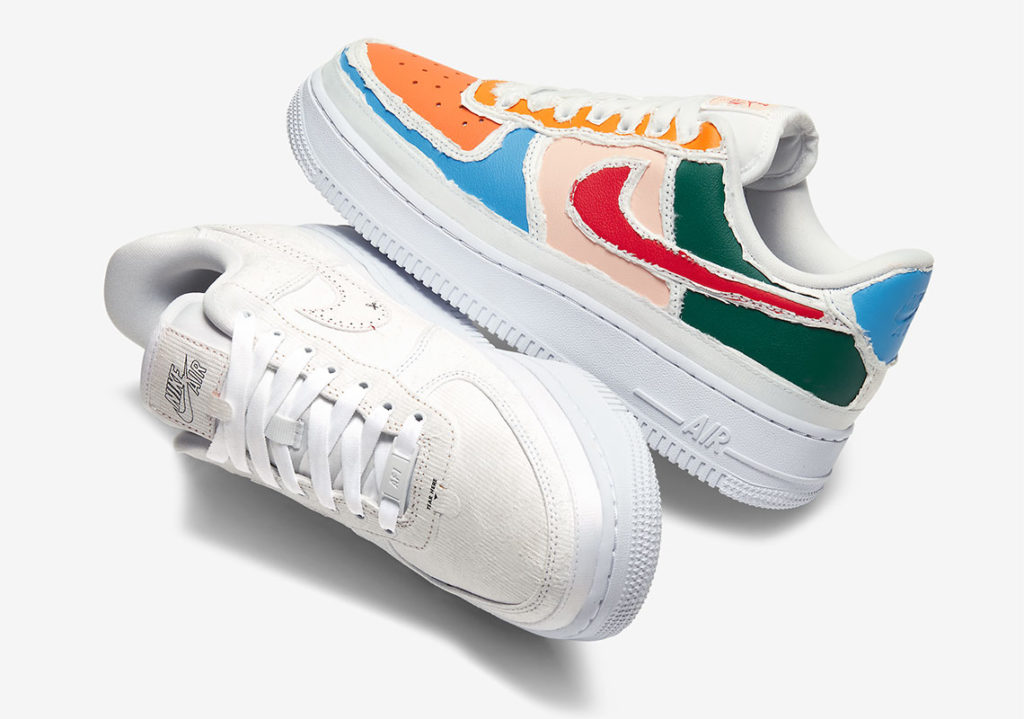 Nike Air Force 1 Low 'Tear-away'