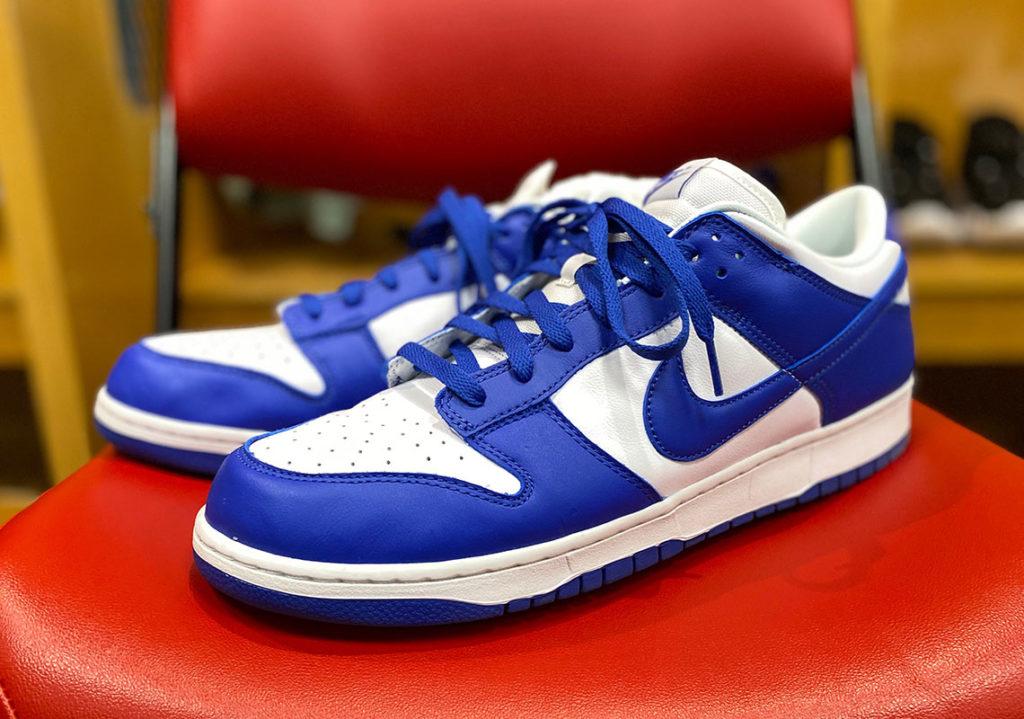 Nike Dunk Low 'Kentucky'