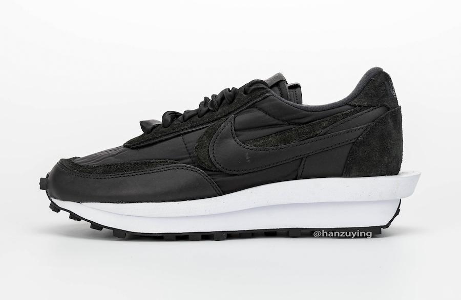 sacai Nike LDWaffle 'Nylon'