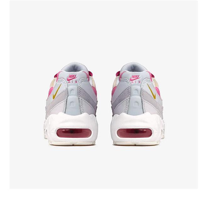 Nike Air Max 95 WMNS krijgt een 'Saffron Grey' colorway