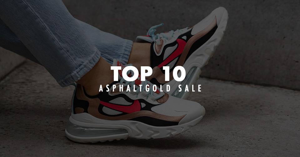 Top 10 sale sneakers bij Asphaltgold   Sneakerjagers