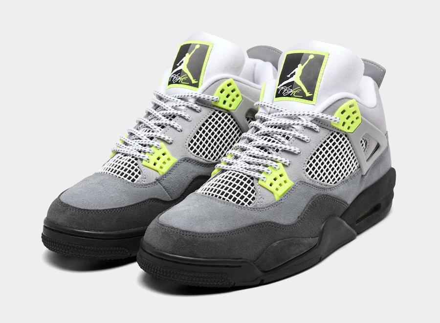 Air Jordan 4 'Volt'