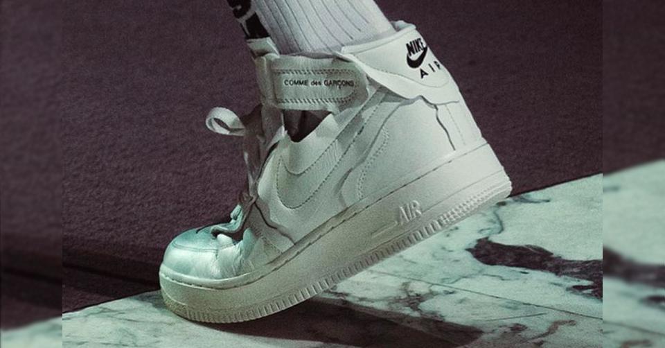 Nike Air Force 1 Utility Mid 'Orca' | Sneakerjagers