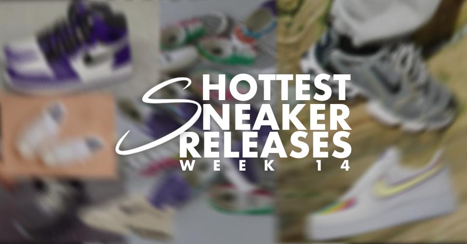 sneaker releases week 14