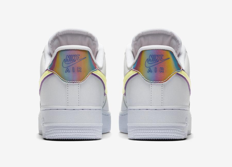 Nike viert Pasen vroeg dit jaar met een nieuwe Air Force 1
