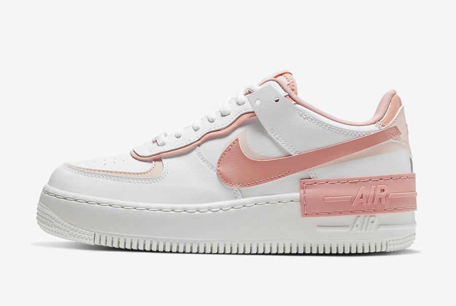 Er komt een nieuwe colorway op de Nike Air Force 1 Shadow ...