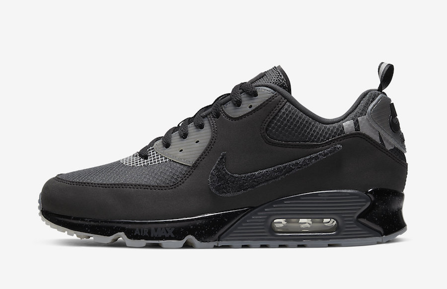 nike air max 90 undefeated resell
