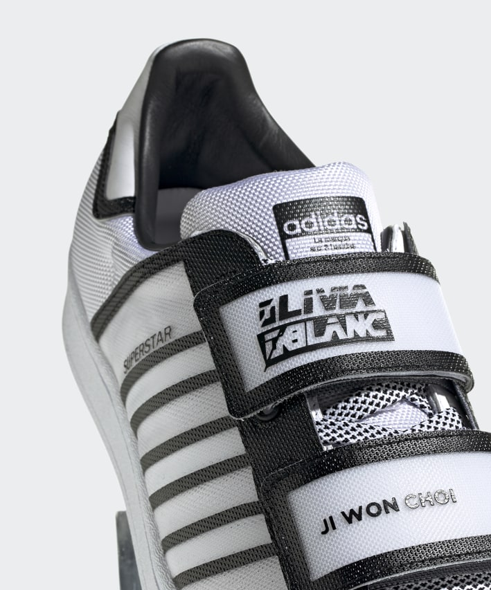 ADIDAS SUPERSTAR W 'VELCRO'